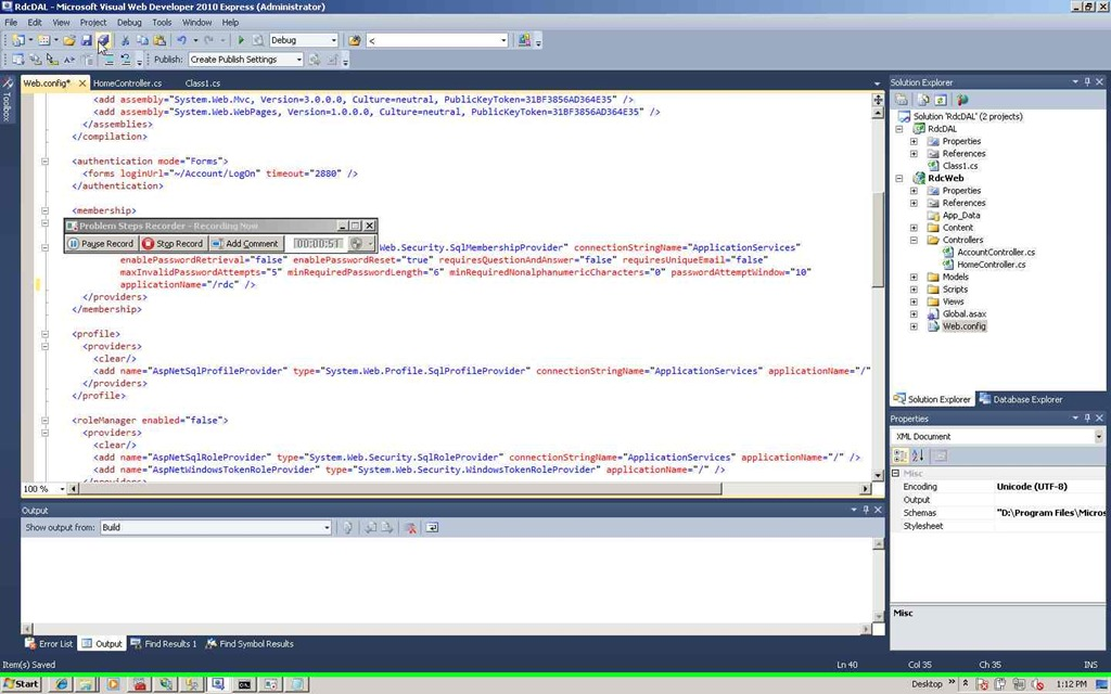 ASP NET MVC – A Programmer with Microsoft tools
